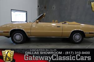 1985 Chrysler Lebaron Photo