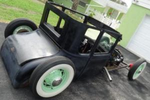 1927 Ford Model T doctors coupe