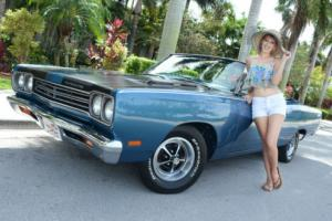 1969 Plymouth Road Runner Matching NUMBER'S SEE VIDEO!!