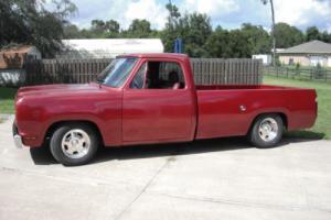1977 Dodge Other Pickups Fleetside
