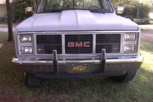 1986 Chevrolet C/K Pickup 1500 Photo