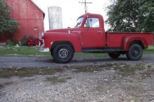 1957 International Harvester Other S120