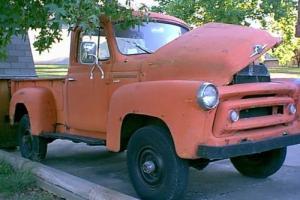 1956 International Harvester S120