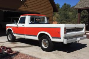 1975 International Harvester 200 Camper Special Automatic