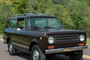 1972 International Harvester Scout Scout II Photo