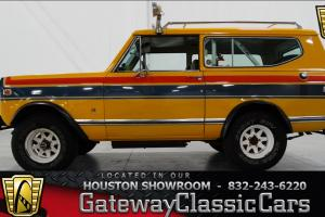 1977 International Harvester Scout II Photo