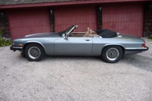 1989 Jaguar XJ12