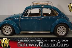1969 Volkswagen Beetle-New Photo