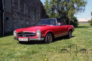 1968 Mercedes-Benz SL-Class