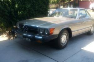 1980 Mercedes-Benz 400-Series