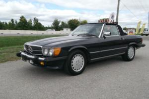 Mercedes-Benz: SL-Class ONE OWNER LOW MILAGE MINT CONDITION