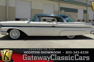 1958 Mercury Montclair Phaeton