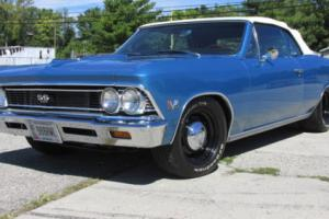 1966 Chevrolet Chevelle Muscle Car