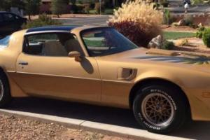 1979 Pontiac Trans Am T Top