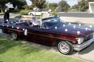 1960 Pontiac Bonneville 400 convertible