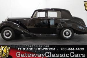 1954 Rolls Royce Silver Dawn Photo