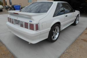 1990 Ford Mustang 25th aniversery GT