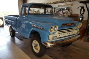 1959 Chevrolet Other Pickups Photo