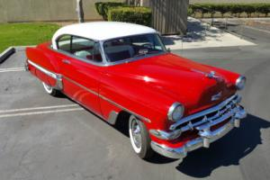 1954 Chevrolet Bel Air/150/210 Bel Air 2dr Sport Coupe