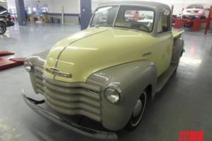 1952 Chevrolet C-10