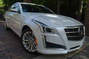 2016 Cadillac CTS AWD  PERFORMANCE-EDITION