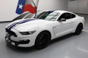 2016 Ford Mustang SHELBY GT350 5.2L 6-SPEED TECH NAV