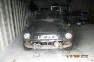 mgc roadster