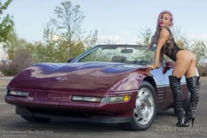 1993 Chevrolet Corvette SHOW QUALITY CONVERTIBLE 40TH ANNIVERSARY 6 SPEED