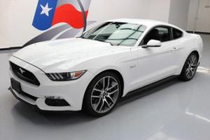2016 Ford Mustang 5.0 GT PREM AUTO NAV LEATHER 20'S