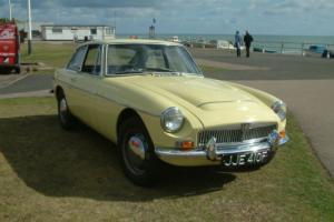 MG MGC GT 1968. £17000