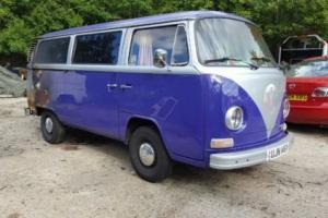 Volkswagen Type 2 1978 Campervan