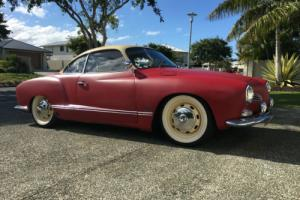 VW Karmann GHia 1969
