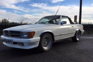 Mercedes 380SL 1980s