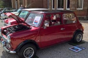 1975 Clasic Mini with MPI Cooper S Works Engine (Tax exempt)