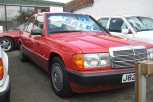 MERCEDES  BENZ 190E , VERY LOW MILES (34,000) SHOW QUALITY