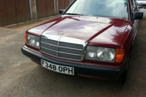 Classic Mercedes benz 190