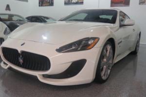 2013 Maserati Gran Turismo 2dr Coupe Sport