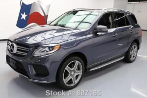 2016 Mercedes-Benz Other GLE350 P1 PANO SUNROOF NAV 20'S