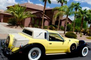 1982 Other Makes Zimmer Golden Spirit Ford Mustang Motor