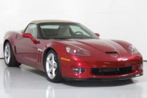 2010 Chevrolet Corvette 2dr Convertible Z16 Grand Sport w/2LT