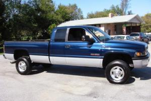 2001 Dodge Ram 2500 Larimie SLT Quad Longbed HO Cummins 6 speed