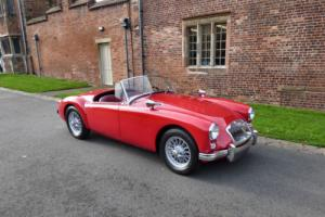1960 SERIES 1 MGA FRESH IMPORT LHD WIRE WHEELS 48K MILES ready to go