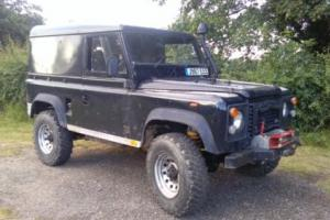Land Rover 90 Military