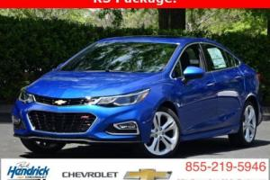 2016 Chevrolet Cruze 4dr Sedan Automatic Premier