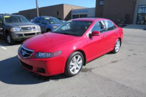 2005 Acura TSX 4dr Sedan Automatic