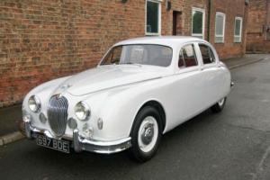 1958 Jaguar MK 1 2.4