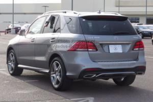 2016 Mercedes-Benz GLE 4MATIC 4dr GLE400