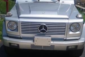 2002 Mercedes-Benz G-Class