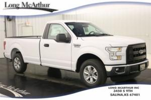 2016 Ford F-150 XL REGULAR CAB MSRP $31535