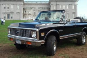 1972 Chevrolet Blazer Photo